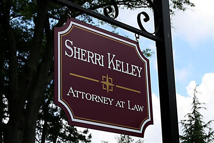 Sherri Kelley's Sign